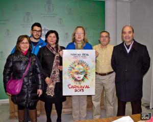 Cartel Ganador Carnaval 2013