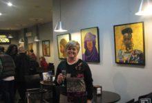 Photo of Ana Ruiz inaugura su exposición africana «Arco Iris»