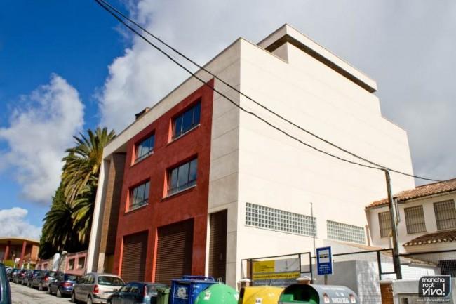 Edificio de usos multiples
