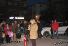 Photo of El PSOE realiza una concentración en la Plaza de la Constitución en favor del campo
