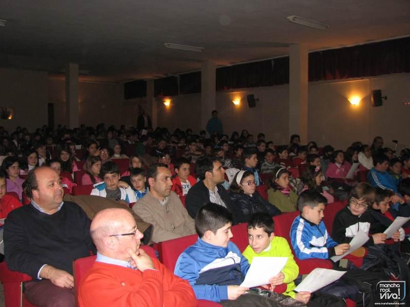Concierto Didáctico Casa de la Cultura AM Amigos de la Musica