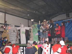 Carnaval 2013 - 1º Premio de ocho o más - Monumentos
