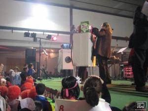 Carnaval 2013 - 1º Premio Individual o Dúos - Lavadoras