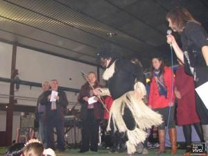 Carnaval 2013 - 1º Premio de tres a siete - La tribu de los papagallos