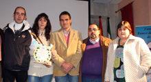 """Photo of Cáritas Parroquial recibe el premio """"Amigos y Alimentos» de la Fundación Banco de Alimentos de Jaén"""