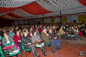 Asistentes concierto Semana Santa