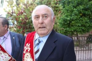 El nuevo Presidente Antonio Morillas