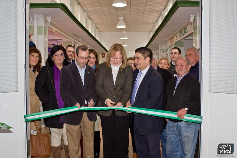 Inauguración Mercado de Abastos