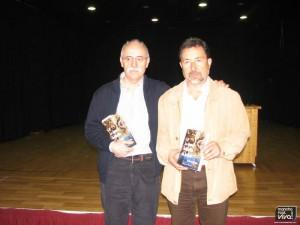 Blas Jiménez y Antonio Navarro