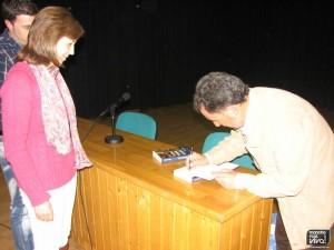 Presentacion libro Antonio Navarro