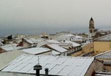 Photo of La nieve sorprende a finales de abril   #nievemanchareal