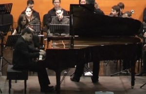 Pedro Fermín Guarda - Pianista de Mancha Real