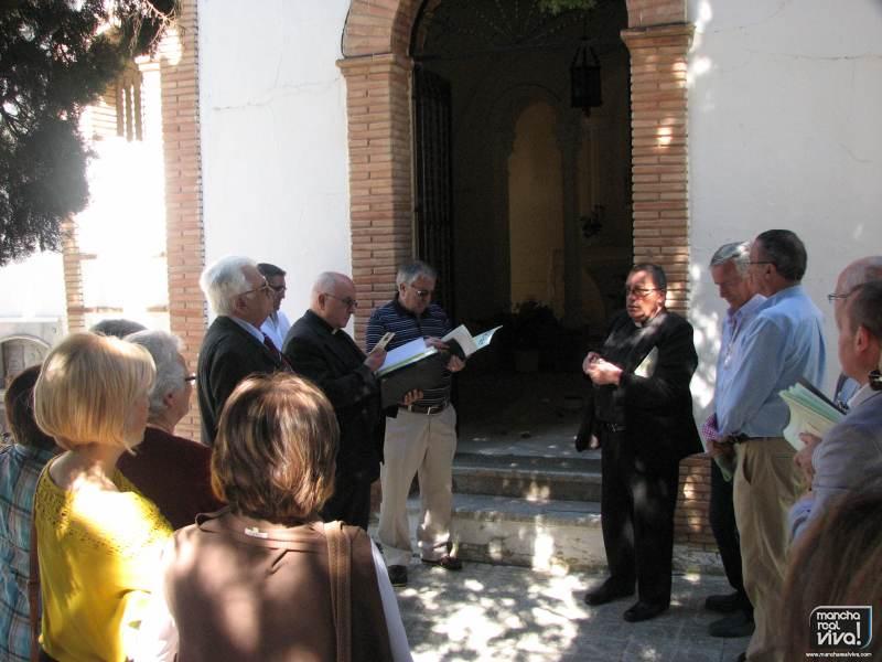 Encuentro de oración a Don Francisco Solís Pedrajas