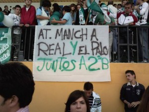 At. Mancha Real y El Palo