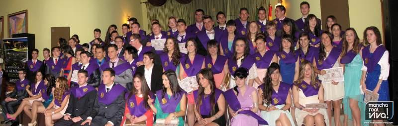 Graduación IES Sierra Mágina