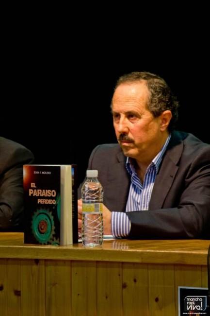 Juan Molino autor del Paraíso Perdido