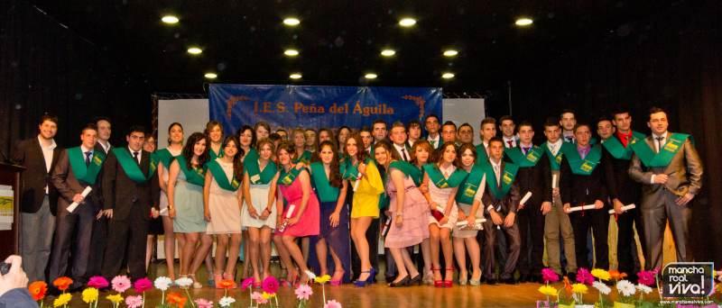 Graduación IES Peña del Águila