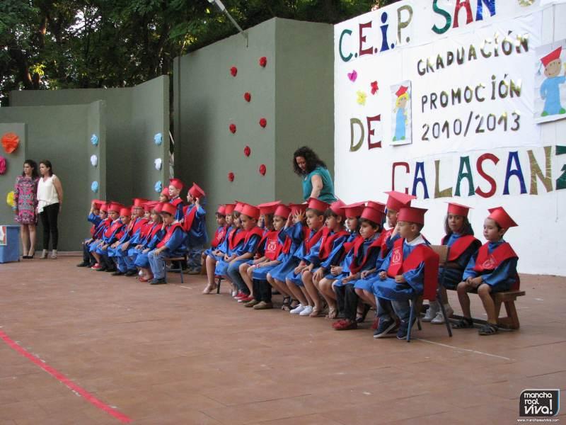 Fin de curso San José de Calasanz 2013