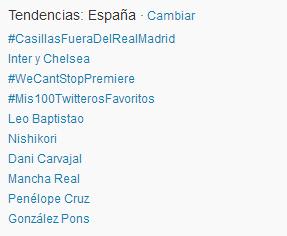 Mancha Real ha sido Trending Topic en Twitter en toda España al conocerse la noticia