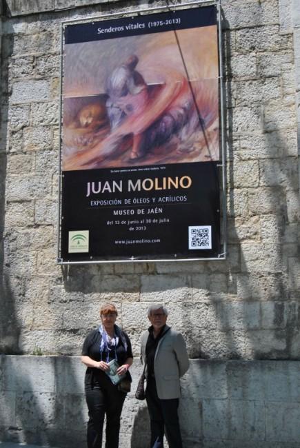 Exposición en el Museo de Jaén