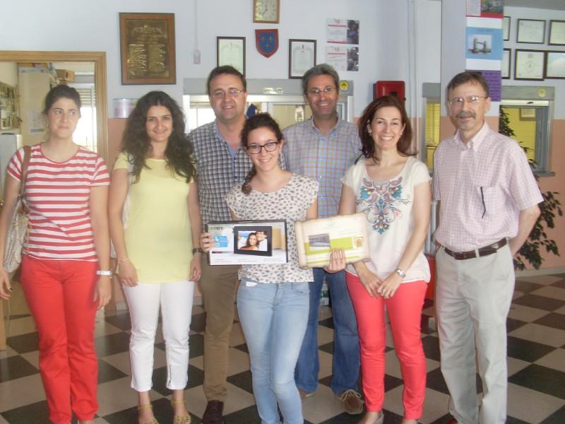 Premio matemáticas IES Sierra Mágina