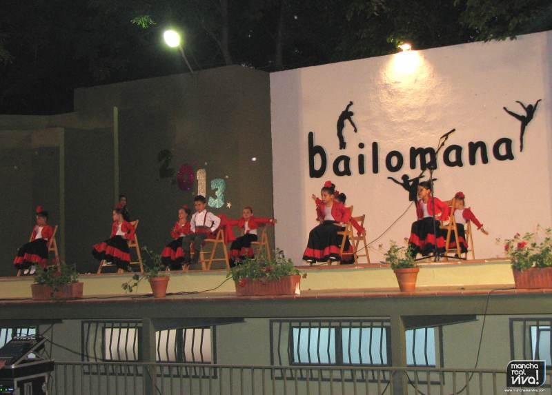 Certamen de Danza Bailomana 2013