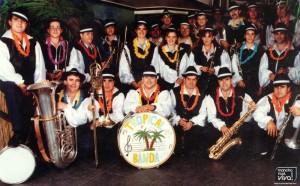 La Tropical banda en sus comienzos