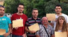 Photo of Entregados los premios del «XIII Certamen Juvenil de Fotografía»