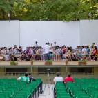 Ensayo AM Amigos de la Musica en el Auditorio Municipal