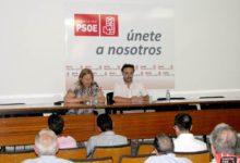 Photo of El Senador socialista Felipe López da una charla sobre la PAC en Mancha Real