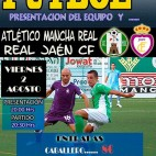 Cartel de presentacion At Mancha Real
