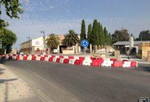 Photo of El Ayuntamiento prueba la nueva rotonda de entrada por el poligono