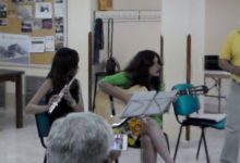 Photo of La Asociación Al Coray clausura el curso 2012/2013