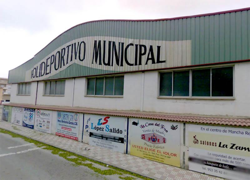 Polideportivo Municipal de Mancha Real