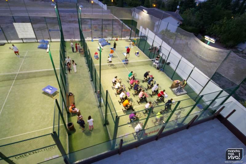 Jornada de puertas abiertas en el Club Deportivo Mirasierra