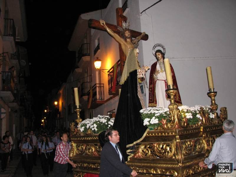 Procesión de septiembre del Stmo. Cristo de la Misericordia