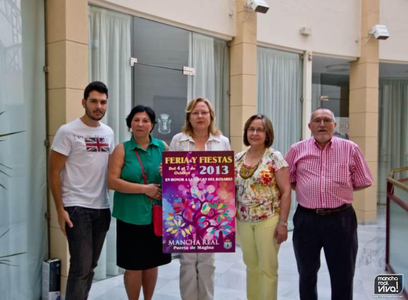 Jurado del cartel de la Feria 2013