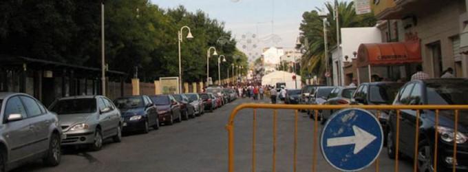 Modificaciones de tráfico y parada de autobuses por la Feria de Octubre 2014