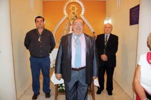 Nuevo Camarin de la Real Cofradia de la Virgen de la Cabeza