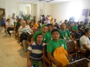 Formación de voluntarios