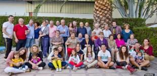 Mancharrealeños por el mundo: Ildefonso vuelve de Argentina después de 63 años
