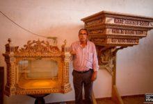 Photo of El artesano Miguel Jordan realiza la urna que albergará las reliquias del Beato Francisco Solís