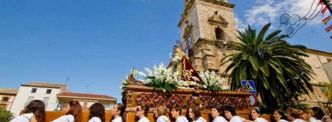Horarios y Cultos en Honor de Nuestra Señora del Rosario