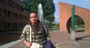 Mancharrealeños por el mundo: Mari Carmen Melgarejo en Mexico D.F.