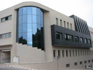 Edificio de Servicios Sociales Comunitarios