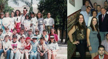 Photo of Un grupo de antiguos alumnos se vuelve a reunir después de 25 años