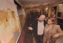 Photo of El pintor Antonio de la Muela, oriundo de Mancha Real, expone sus obras en Jaén