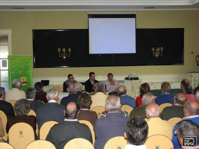 Jornada de politicas agrarias y desarrollo rural en Puerta Real