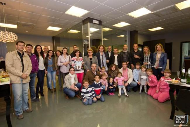 Inauguración de las nuevas instalaciones de Eurovisión Ópticos