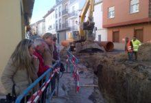 Photo of Renovación del alcantarillado en la calle Ánimas